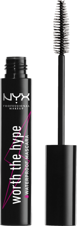 Rimel - NYX Professional Makeup Worth The Hype Waterproof Mascara