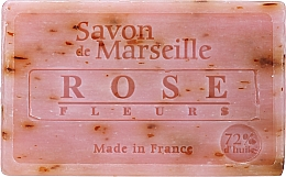 "Parfumuri și produse cosmetice Săpun natural ""Flori roz"" - Le Chatelard 1802 Pink Flowers Soap"