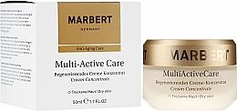 Parfumuri și produse cosmetice Cremă-concentrat regenerant pentru față - Marbert Anti-Aging Care MultiActive Care Regenerating Cream Concentrate