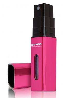 Atomizor de parfum, roz fucsia, 5 ml - Beter — Imagine N1