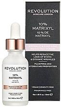 Parfumuri și produse cosmetice Ser facial împotriva coșurilor - Makeup Revolution Skincare Wrinkle and Fine Line Reducing Serum 10% Matrixyl
