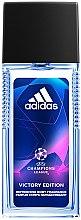 Parfumuri și produse cosmetice Adidas UEFA Champions League Victory Edition - Deodorant spray