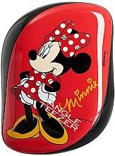 Parfumuri și produse cosmetice Perie de păr - Tangle Teezer Compact Styler Minnie Mouse Red
