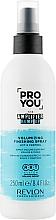 Parfumuri și produse cosmetice Spray volumizant - Revlon Professional Pro You The Amplifier Bump Up Volumizing Finishing Spray