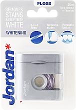 Parfumuri și produse cosmetice Ață dentară - Jordan Whitening Floss