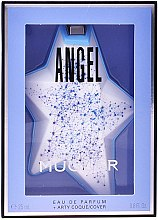 Parfumuri și produse cosmetice Mugler Angel Refillable Arty Case - Apă de parfum
