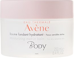 Parfumuri și produse cosmetice Balsam hidratant pentru corp - Avene Eau Thermale Body Moisturising Melt-In Balm