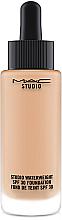 Parfumuri și produse cosmetice Bază pentru machiaj - M.A.C Studio Waterweight Foundation SPF30
