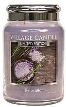 Parfumuri și produse cosmetice Lumânare parfumată în borcan - Village Relaxation Limited Edition