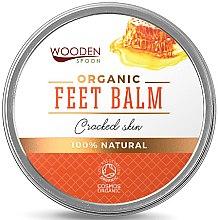 Parfumuri și produse cosmetice Balsam pentru picioare - Wooden Spoon Feet Balm Cracked Skin
