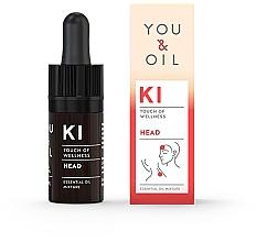 Parfumuri și produse cosmetice Amestec de uleiuri esențiale - You & Oil KI-HeadTouch Of Welness Essential Oil