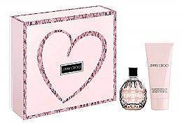 Parfumuri și produse cosmetice Jimmy Choo Eau de Parfum 2019 - Set (edp/60ml + b/lot/100ml)
