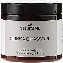 Parfumuri și produse cosmetice Argilă naturală - NaturalME Ghassoul