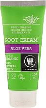 Parfumuri și produse cosmetice Cremă pentru picioare - Urtekram Urtekram Aloe Vera Foot Cream