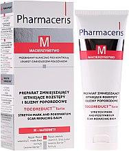 Parfumuri și produse cosmetice Бальзам уменьшающий растяжки - Pharmaceris M Tocoreduct Forte Stretch Mark Reduction Balm