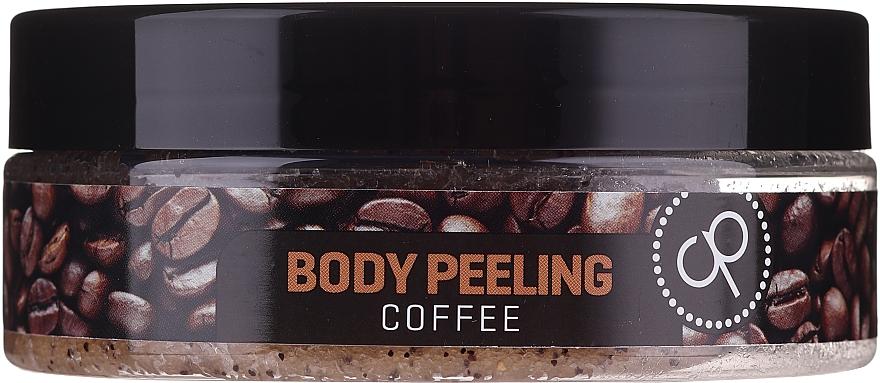 Peeling de zahăr cu extract de cafea pentru corp - Cosmepick Body Peeling Coffee — Imagine N2