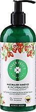 Parfumuri și produse cosmetice Gel de duș, cu extract de boabe de goji - Green Feel's Body Wash With Goji Berry Extract