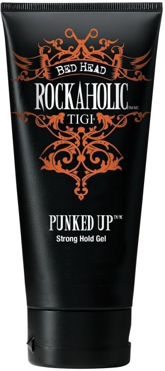 Gel de păr cu fixare puternică - Tigi Rockaholic Punked Up Strong Hold Gel