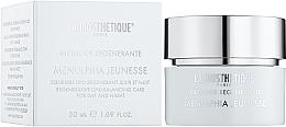 Parfumuri și produse cosmetice Cremă de echilibrare a lipidelor pentru față - La Biosthetique Methode Regenerante Menulphia Jeunesse
