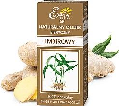 Parfumuri și produse cosmetice Ulei esențial de ghimbir - Etja Zinigiber Officinale Root Oil