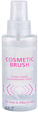 Soluție pentru curățarea pensulelor - Dermacol Brushes Cosmetic Brush Cleanser — Imagine N1