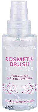 Soluție pentru curățarea pensulelor - Dermacol Brushes Cosmetic Brush Cleanser