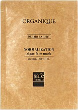 Parfumuri și produse cosmetice Mască alginată împotriva acneei pentru față - Organique Algae Mask Anti-Acne