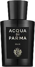Parfumuri și produse cosmetice Acqua di Parma Oud Eau de Parfum - Apă de parfum