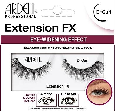 Gene false - Ardell Eyelash Extension FX D-Curl