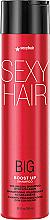 Parfumuri și produse cosmetice Șampon de păr - SexyHair Big Boost Up Volumizing Shampoo Collagen