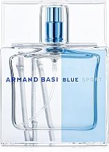 Parfumuri și produse cosmetice Armand Basi Blue Sport - Apa de toaletă
