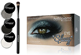 Parfumuri și produse cosmetice Set pentru machiajul ochilor - Bellapierre Eye Slay Kit Smoked