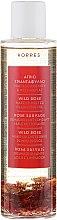 Parfumuri și produse cosmetice Ulei de față - Korres Wild Rose Makeup Melter Cleansing Oil