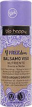 Parfumuri și produse cosmetice Balsam pentru față - Bio Happy 4FREEdom Nourishing Face Balm