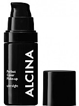 Parfumuri și produse cosmetice Fond de ten pentru față - Alcina Perfect Cover Make-up