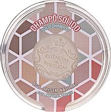 Parfumuri și produse cosmetice Șampon solid natural - Essencias De Portugal Solid Shampoo