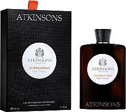 Parfumuri și produse cosmetice Atkinsons 24 Old Bond Street Triple Extract - Apă de colonie