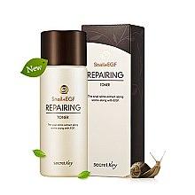 Parfumuri și produse cosmetice Tonic pentru față - Secret Key Snail + EGF Repairing Toner