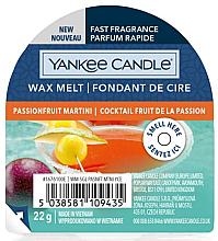 Parfumuri și produse cosmetice Ceară aromatică - Yankee Candle Wax Melt Passion Fruit Martini