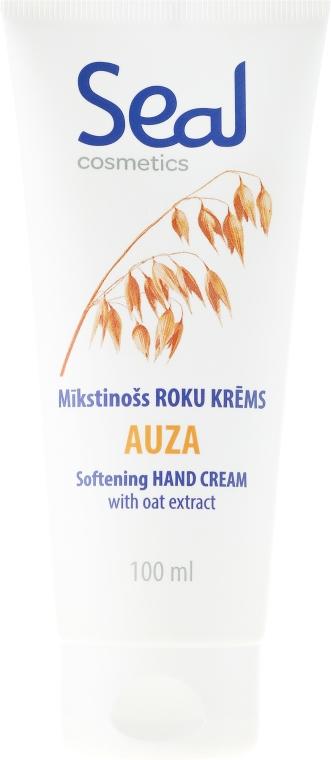 Cremă hidratantă pentru mâini cu extract de ovăz - Seal Cosmetics Oat Softening Hand Cream