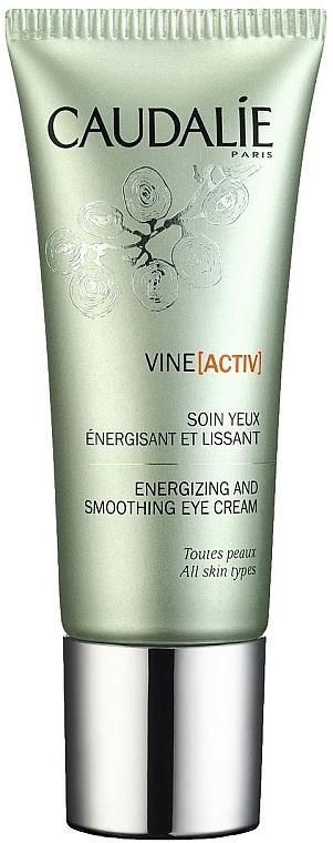 Cremă cu efect de netezire pentru zona ochilor - Caudalie VineActiv Energizing and Smoothing Eye Cream — Imagine N1