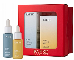 Parfumuri și produse cosmetice Set - Paese Selflove Set I (f/ser/15ml + f/ser/30ml)