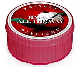 Parfumuri și produse cosmetice Lumânare de ceai - Kringle Candle Daylight Jingle All The Way