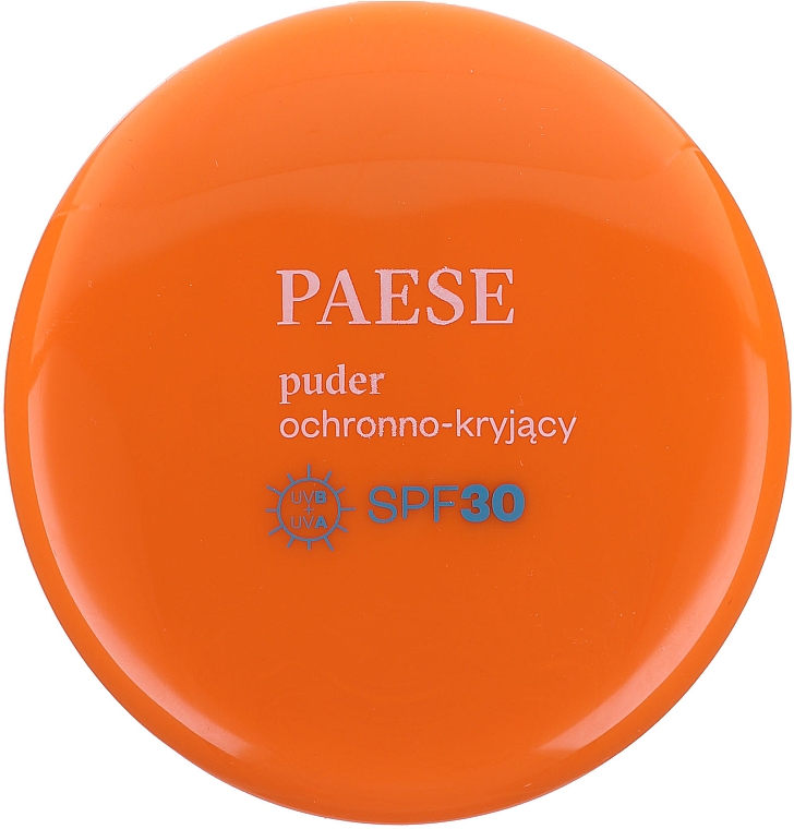 Компактная пудра для лица - Paese Powder SPF30 — фото N1