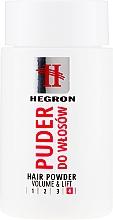 Parfumuri și produse cosmetice Pudră pentru volumul părului - Hegron Hair Powder Volume&Lift