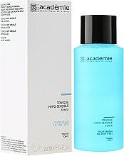 Parfumuri și produse cosmetice Tonic hipoalergenic pentru față - Academie Hypo-Sensible Toner