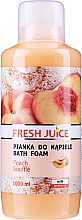 Parfumuri și produse cosmetice Spuma de baie - Fresh Juice Pach Souffle
