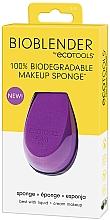 Parfumuri și produse cosmetice Burete de machiaj, mov - EcoTools BioBlender