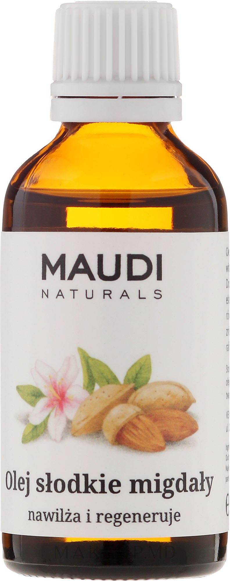 Масло сладкого миндаля - Maudi — фото 50 ml
