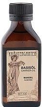 "Parfumuri și produse cosmetice Масло ""Миндаль"" - Styx Naturcosmetic Basisol Carrier-Oil"